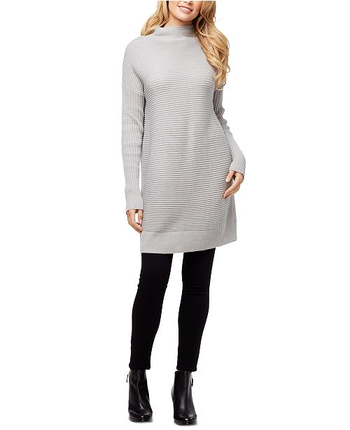 Jessica Simpson Trendy Plus Size Maeve Mock Neck Sweater Reviews Trendy Plus Sizes Plus Sizes Macy S