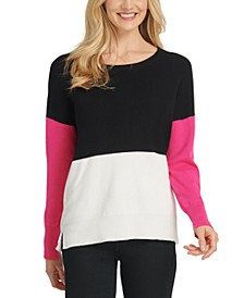 DYNY Colorblocked Sweater