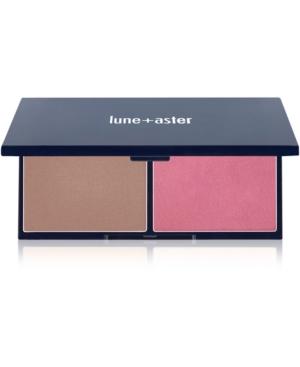 Lune+Aster Sunrise Bronzer & Blush Palette
