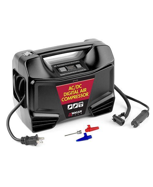 Wagan Tech Wagan 12 Volt AC/DC Digital Air Compressor