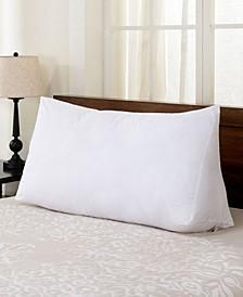 "Wedge Pillow, 18"" x 36"""