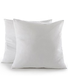 "2-Pack of Euro Pillows, 26"" x 26"""