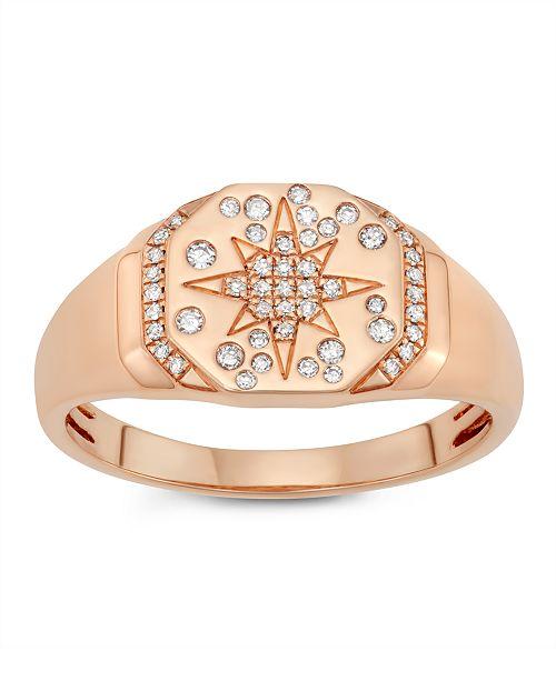 Serena Williams Jewelry Diamond (1/6 ct. t.w.) Ring in 14K Rose Gold