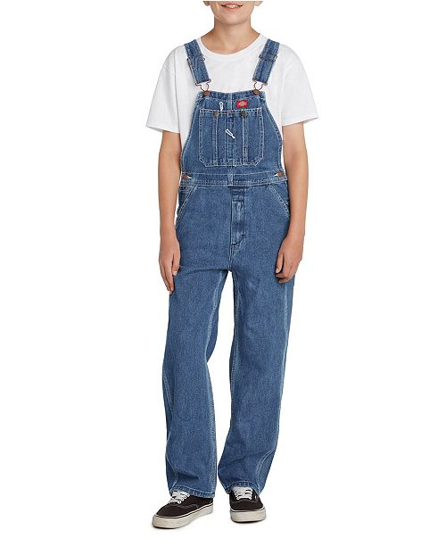 Dickies Kids Denim Bib Overall