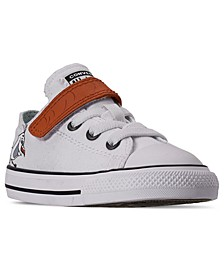 Toddler Girls Disney Frozen 2 x Converse Olaf Chuck Taylor Low Top Stay-Put Closure Casual Sneakers from Finish Line