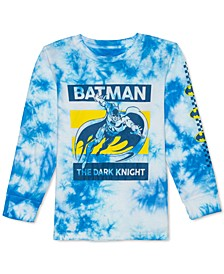 Little Boys Batman The Dark Knight Tie-Dye T-Shirt
