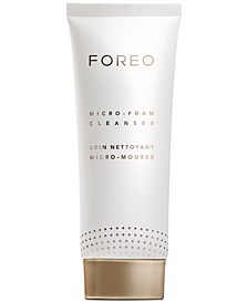 Micro-Foam Cleanser, 3.3-oz.