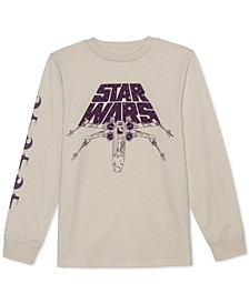 Big Boys X-Wing Starfighter T-Shirt