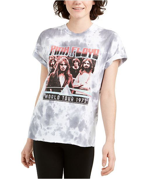 True Vintage Pink Floyd World Tour Cotton T-Shirt