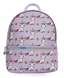 Lil' Miss Gwen Printed Mini Backpack