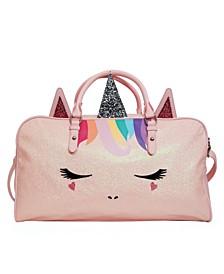 Rainbow Hair Miss Gwen Unicorn Duffle Bag