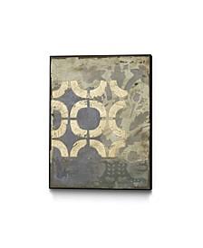 "36"" x 24"" Wisteria II Art Block Framed Canvas"