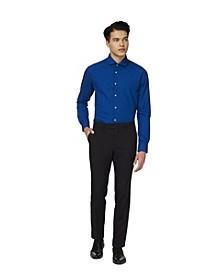 Men's Navy Royale Solid Color Shirt