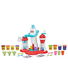 CLOSEOUT! Kitchen Creations Ultimate Swirl Ice Cream Maker Play Food Set with 8 Non-Toxic Colors