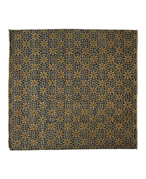 "Timeless Rug Designs One of a Kind OOAK952 Onyx 11'10"" x 12'3"" Area Rug"