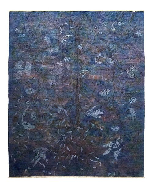 """Timeless Rug Designs CLOSEOUT! One of a Kind OOAK1068 Multi 8'10"""" x 11'3"""" Area Rug"""