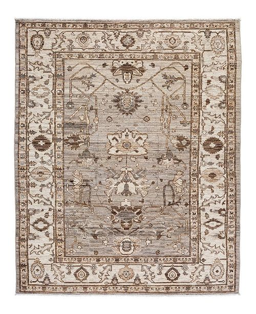 "Timeless Rug Designs CLOSEOUT! One of a Kind OOAK2008 Mist 5'9"" x 8'7"" Area Rug"