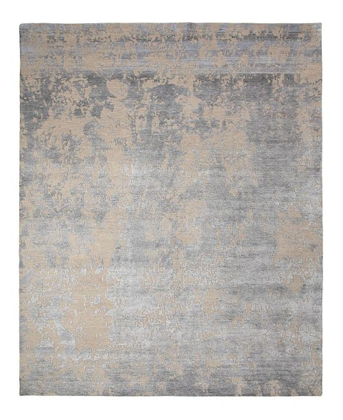 "Timeless Rug Designs One of a Kind OOAK2446 Beige 8'11"" x 11'9"" Area Rug"