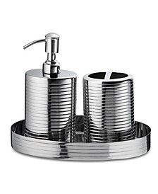 Intercontinental 3-Pc. Bath Accessory Set