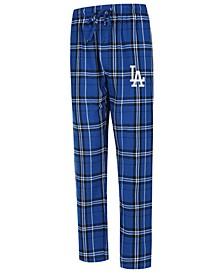 Men's Los Angeles Dodgers Hillstone Flannel Pajama Pants
