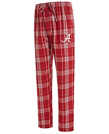 Men's Alabama Crimson Tide Hillstone Flannel Pajama Pants