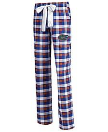 Women's Florida Gators Piedmont Flannel Pajama Pants
