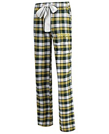 Women's Oregon Ducks Piedmont Flannel Pajama Pants