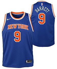 Big Boys RJ Barrett New York Knicks Icon Swingman Jersey