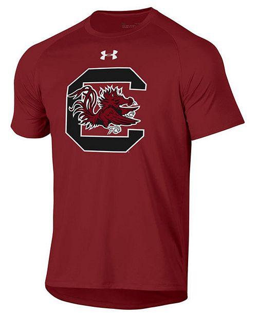 Under Armour Men's South Carolina Gamecocks Big Logo Performance T-Shirt