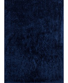 "Bliss Persia 2300 00123 912 Navy 7'10"" x 10'6"" Area Rug"