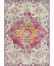 """Abigail Seraphina 713 20481 1013 Pink 9'10"""" x 13'2"""" Area Rug"""