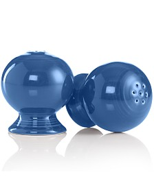 Fiesta Lapis Salt and Pepper Shakers Set