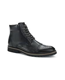 Men's Barry Cap Toe Mid Shaft Boot