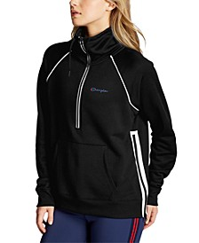 Phys Ed Double Dry Half-Zip Sweatshirt