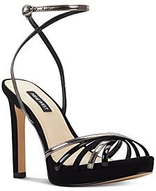 Lorelle Platform Dress Sandals
