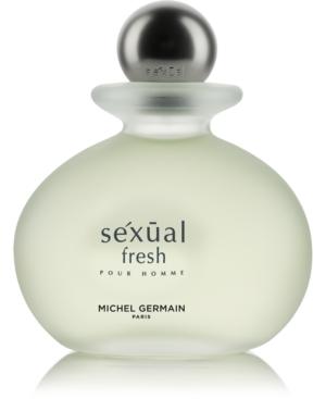 Men's sexual fresh Eau de Toilette