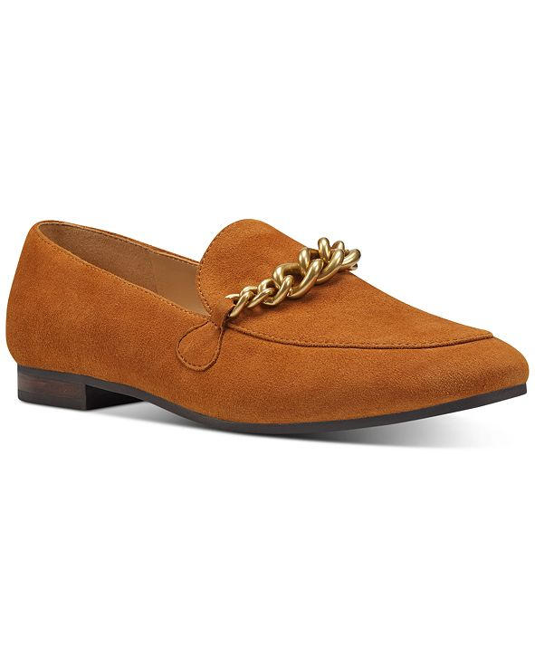 Nine West Ashtyn Chain Loafers