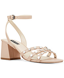 Nine West Gale Studded Sandals