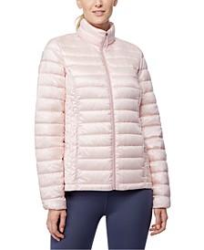 Packable Down Puffer Coat