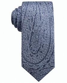 Men's Atwood Paisley Slim Tie, Created for Macy's