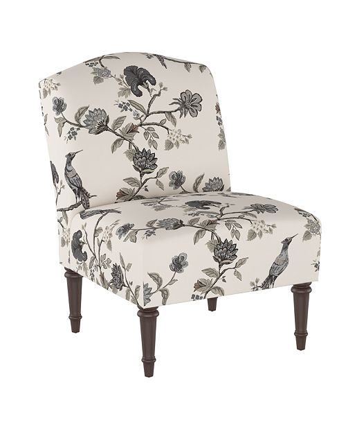 Skyline Shante Back Chair, Quick Ship