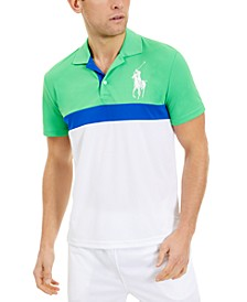 Polo Ralph Lauren Men's Performance Piqué Polo Shirt