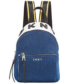Kayla Denim Backpack