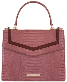 Rose Thornfield Mini Francine Satchel