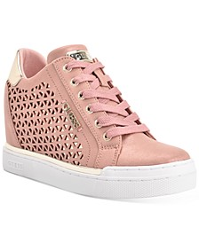 Women's Flowurs Wedge Sneakers