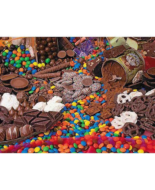 Springbok Puzzles Chocolate Sensation 350 Piece Jigsaw Puzzle