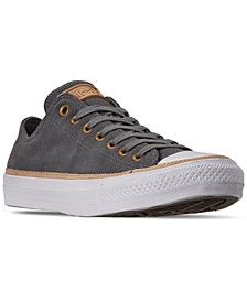 Men's Chuck Taylor All Star Vachetta Low Top Casual Sneakers from Finish Line