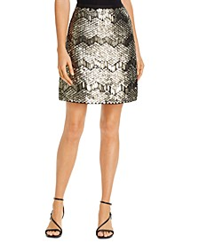 Venus Sequin Skirt