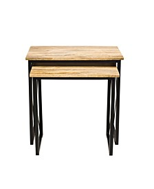Mosaic 2pc Side Table