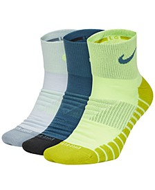 Men's 3-Pk. Everyday Max Cushioned Ankle Socks